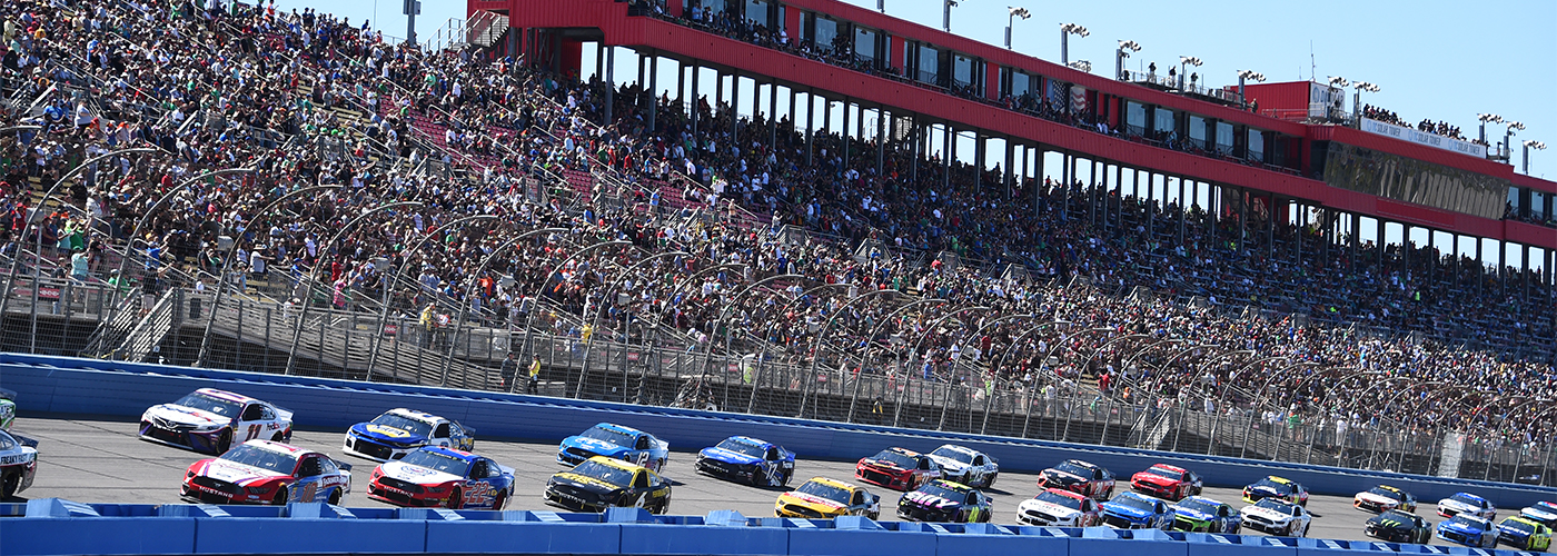 NASCAR Cup Series 400 image